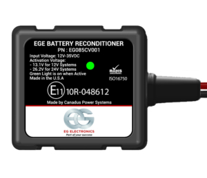 Battery reconditioner