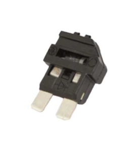 Encapsulated products blade diode
