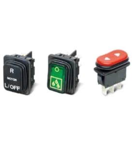 HMI Switches rocker switches