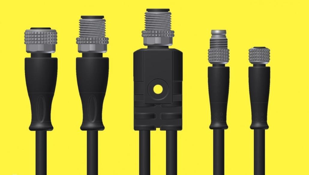 Circular connectors for Sensors / Actuators