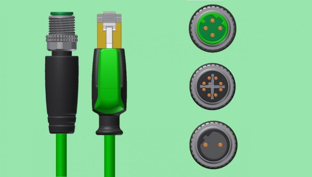 BUS industrial connectors