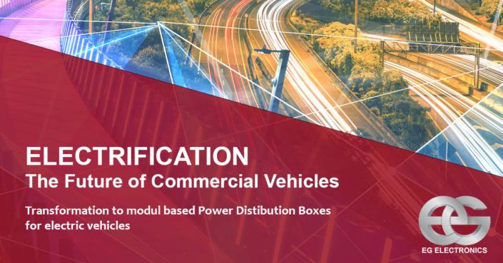 Electrification EV Commercial Vehicles Technology