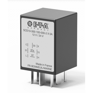 Intelligent Power Distribution CAN Bus Interface