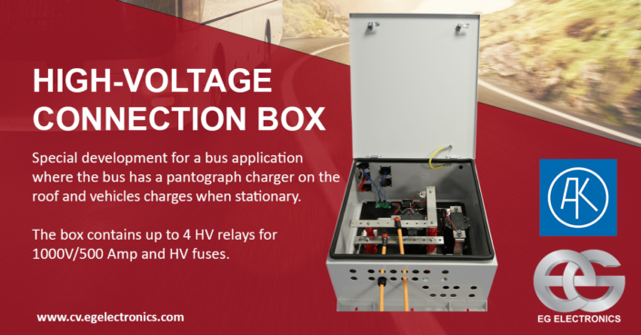 High Voltage Connection Box